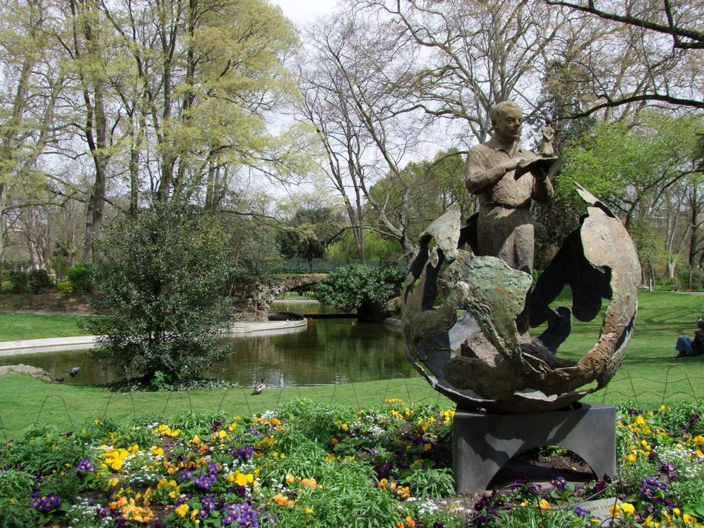 Image : Jardin Royal
