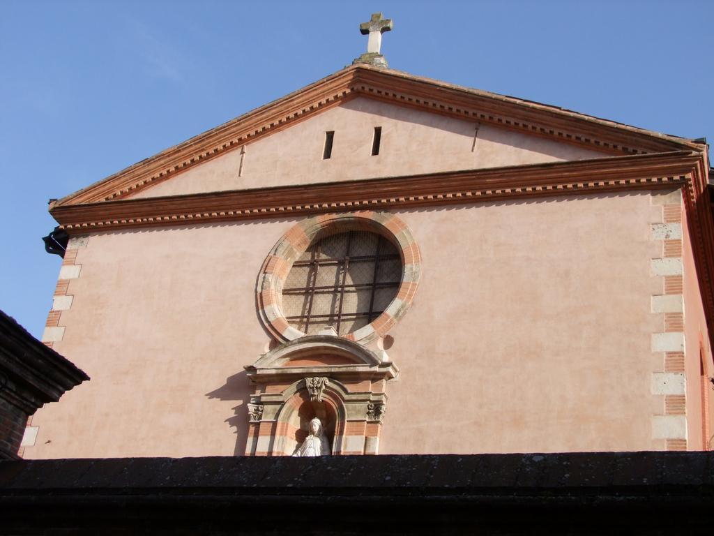 chapelle carmelites TOULOUSE