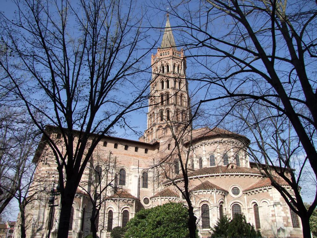 Image : La Basilique Saint-sernin