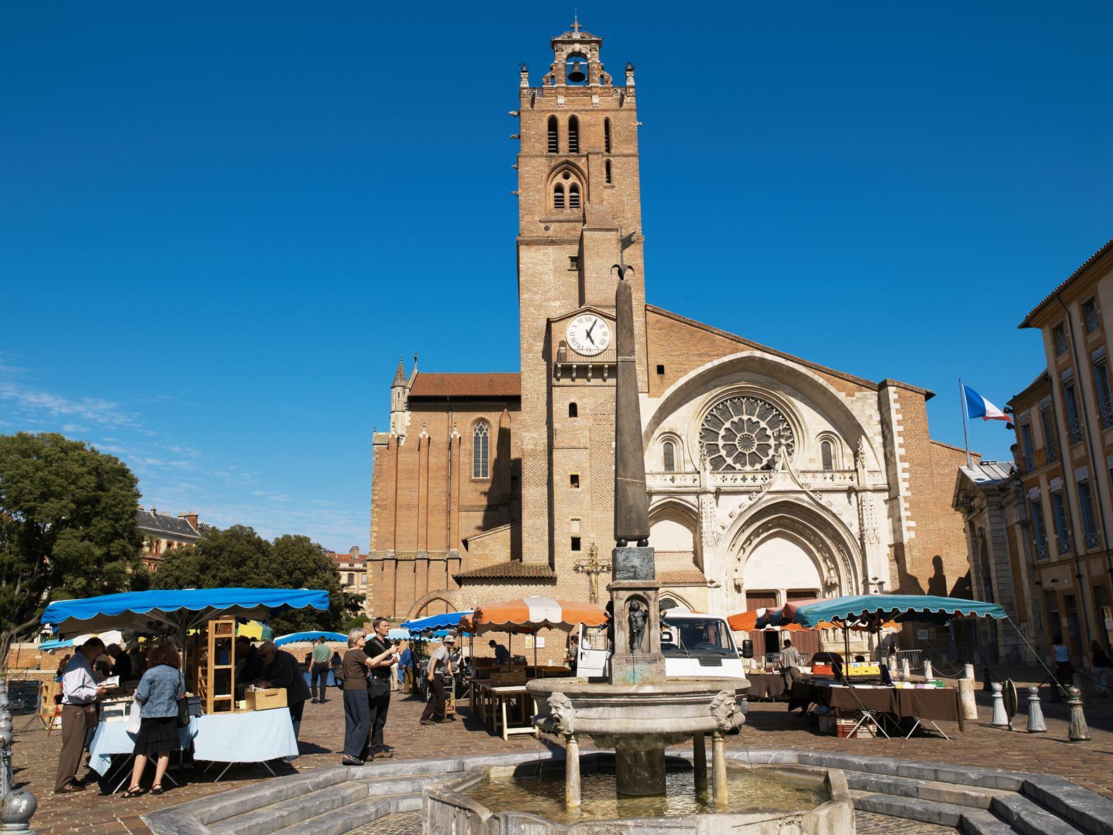 Image : La Cathedrale Saint-etienne