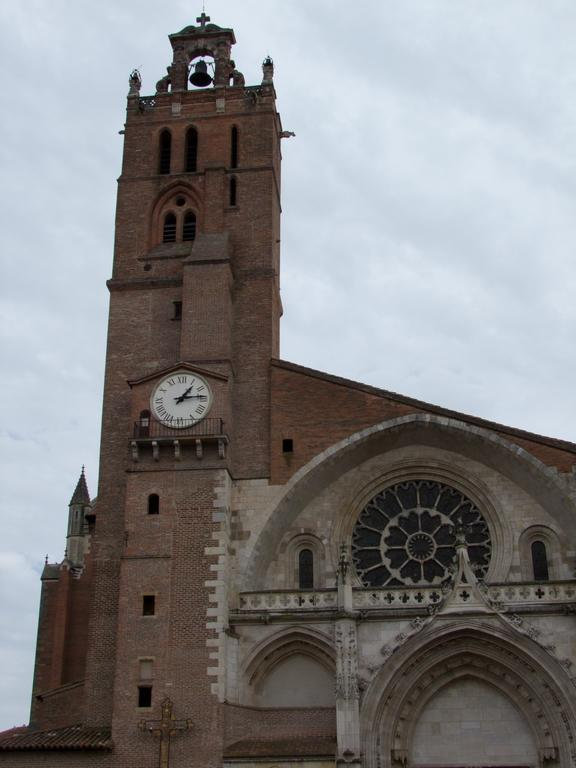 cathedrale saint etienne TOULOUSE
