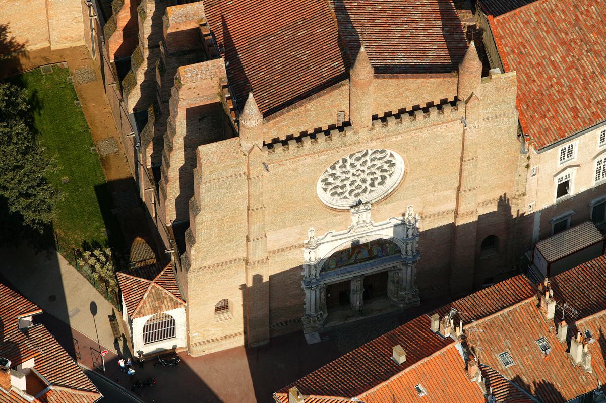 Eglise Notre Dame de la Dalbade © D. Viet