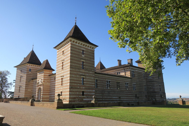 Image : Chateau De Lareole