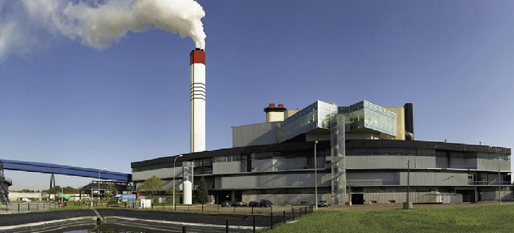 Image : Setmi, Usine De Valorisation Energetique Des Dechets
