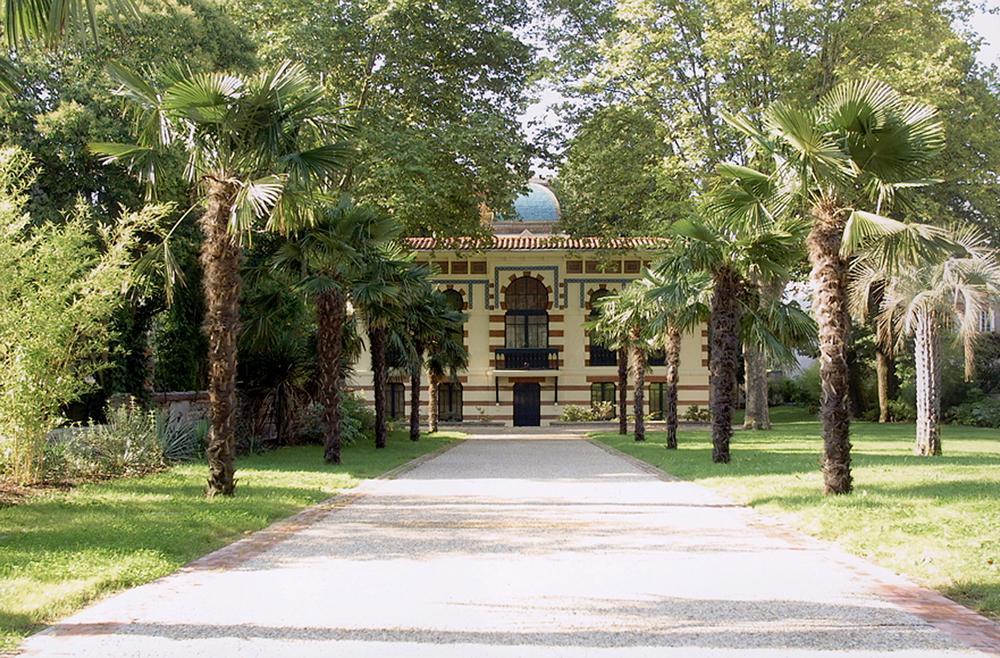 Image : Jardin Du Musee Georges Labit