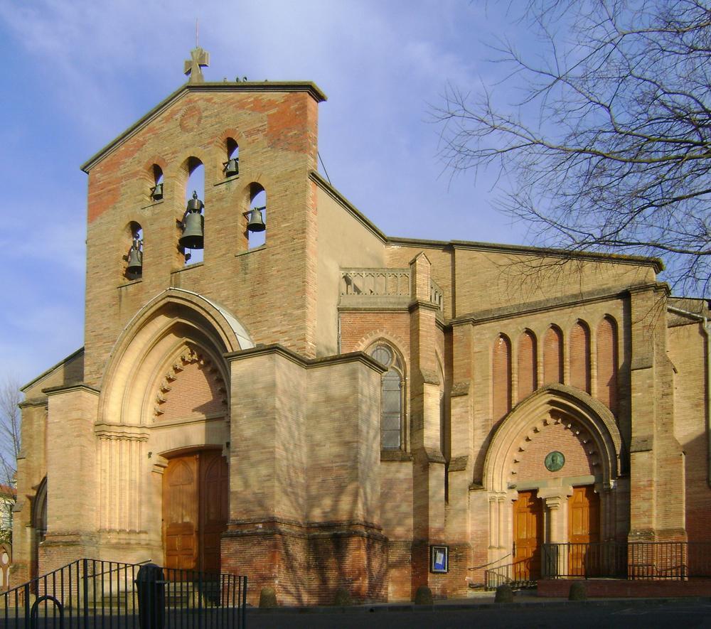 Image : Eglise De L'immaculee Conception De Bonnefoy