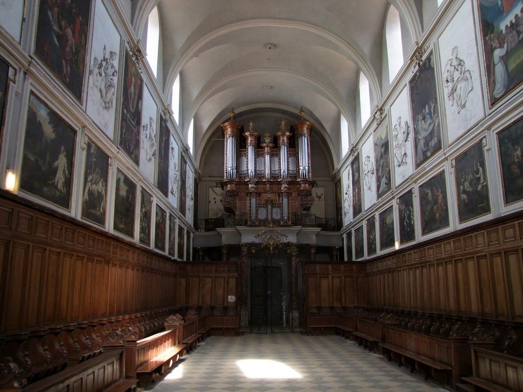 Image : Eglise Saint Pierre Des Chartreux