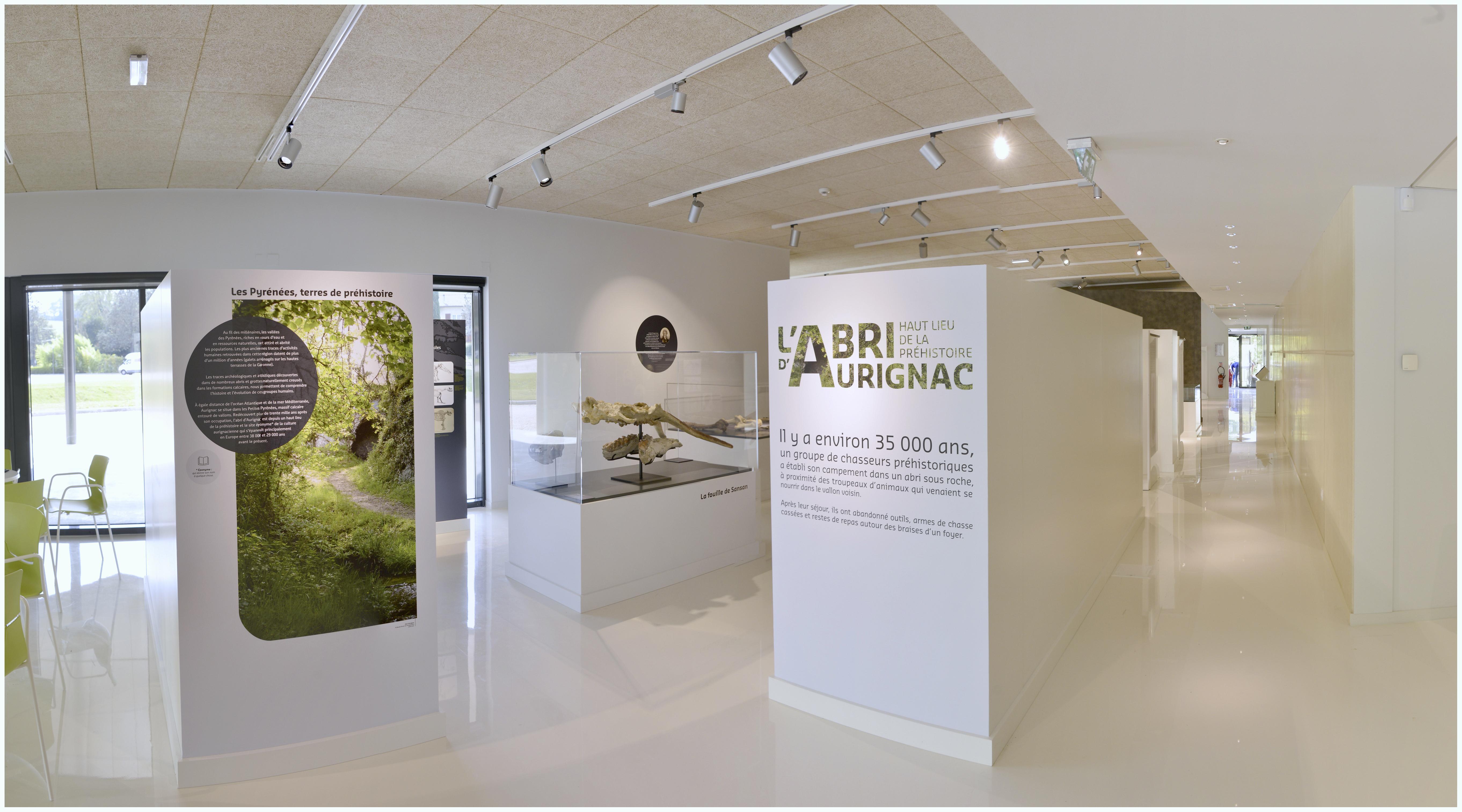 Image : Musee-forum De L'aurignacien