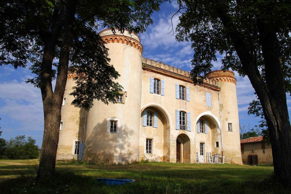 chateau CASTAGNAC