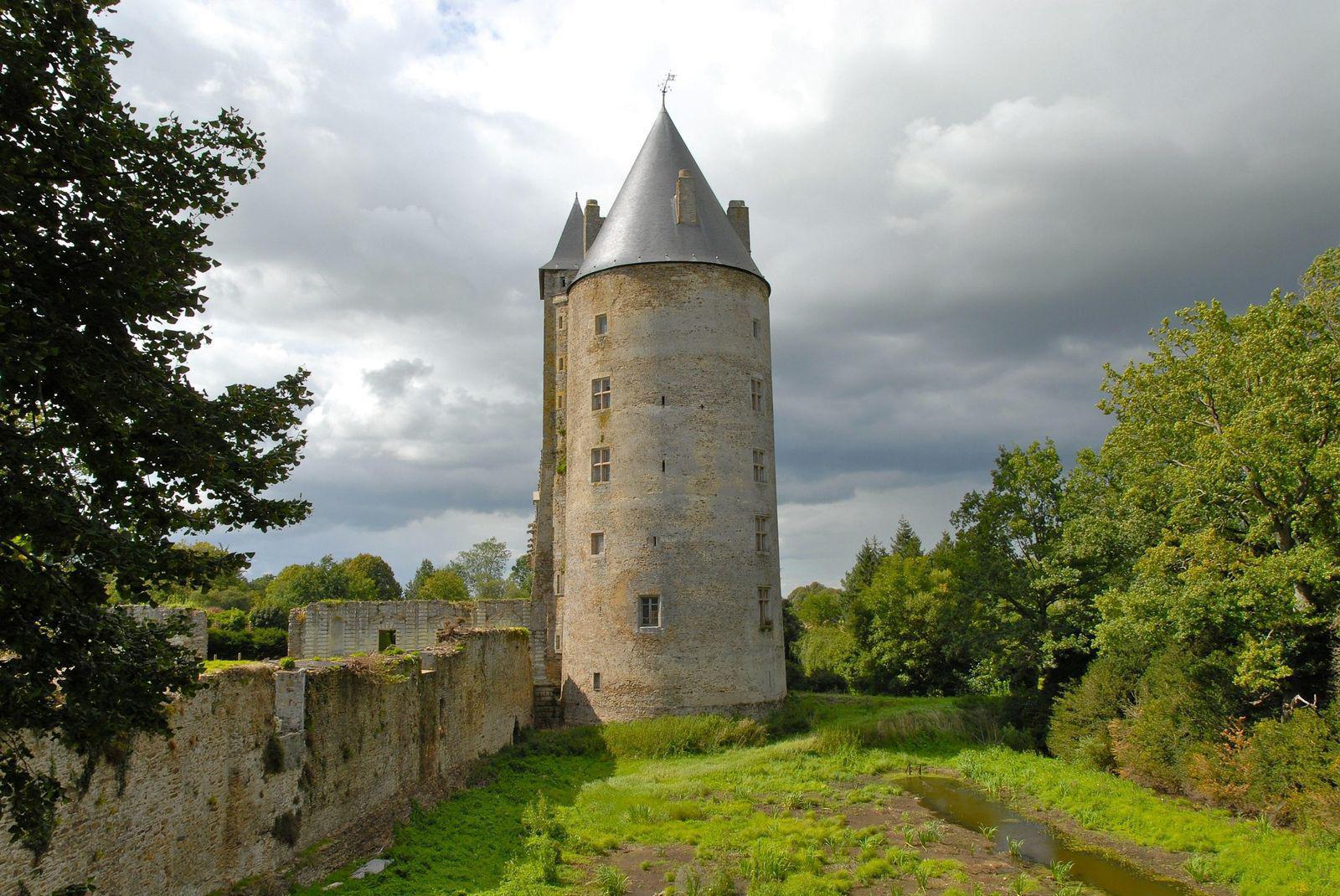 Château de la Groulais_Blain
