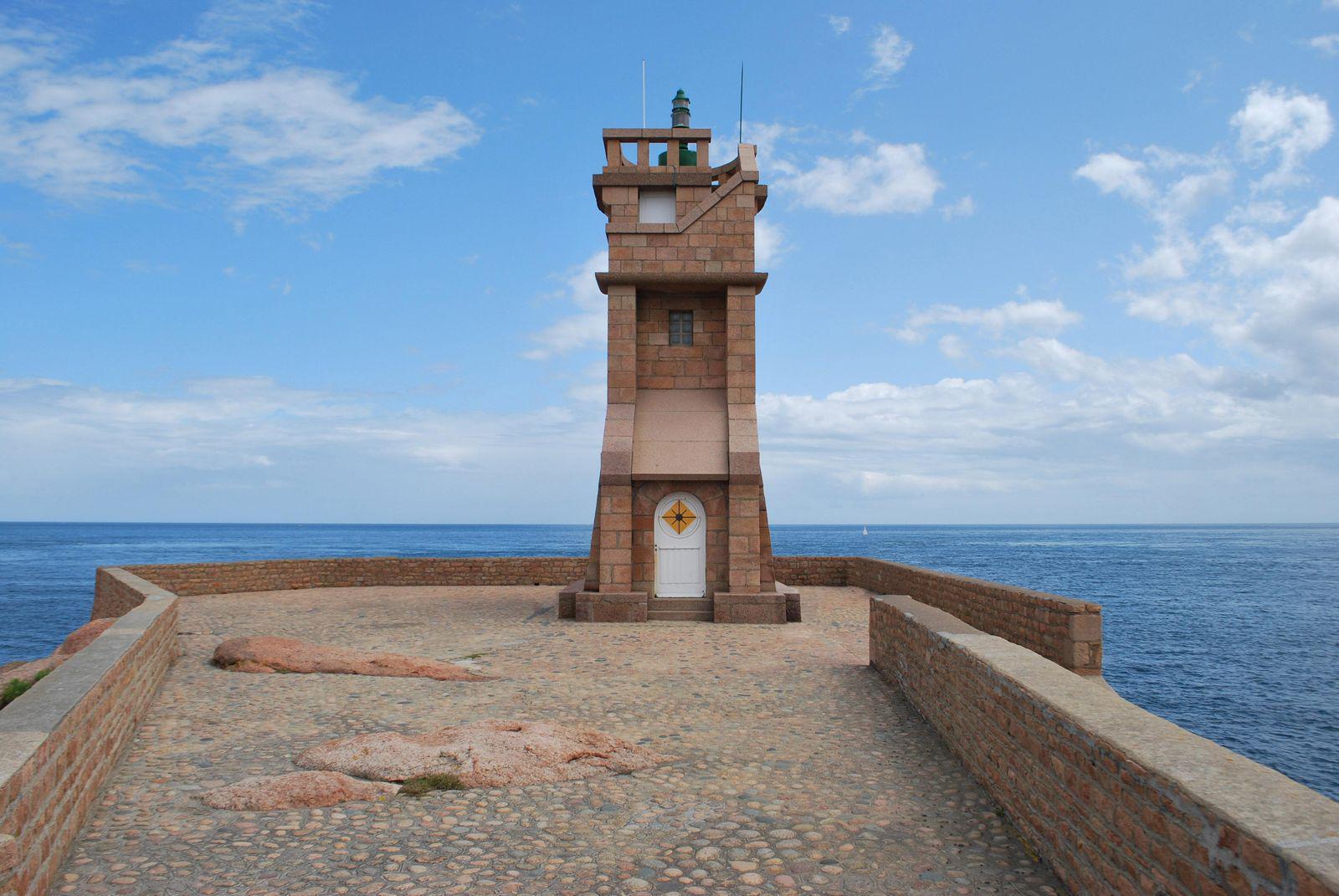 Phare du Paon_Île de Bréhat