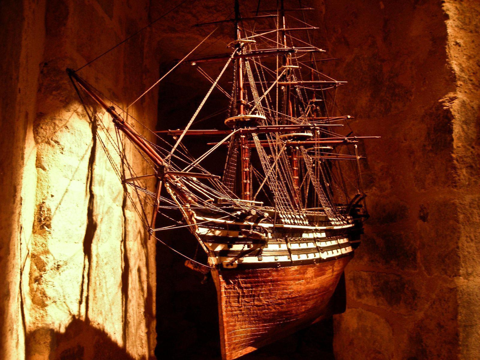 Musée national de la Marine_Brest