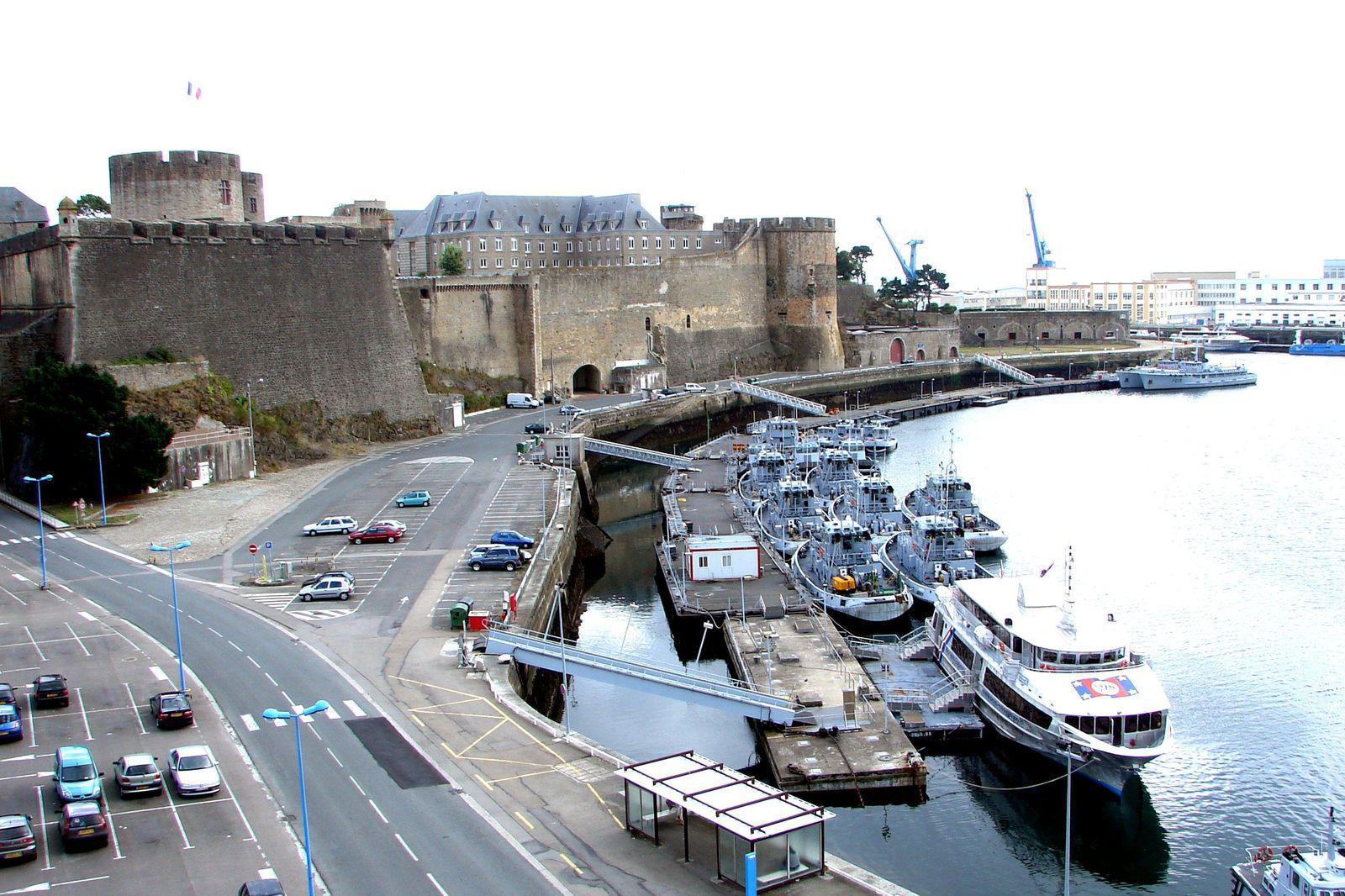Base navale et arsenal_Brest