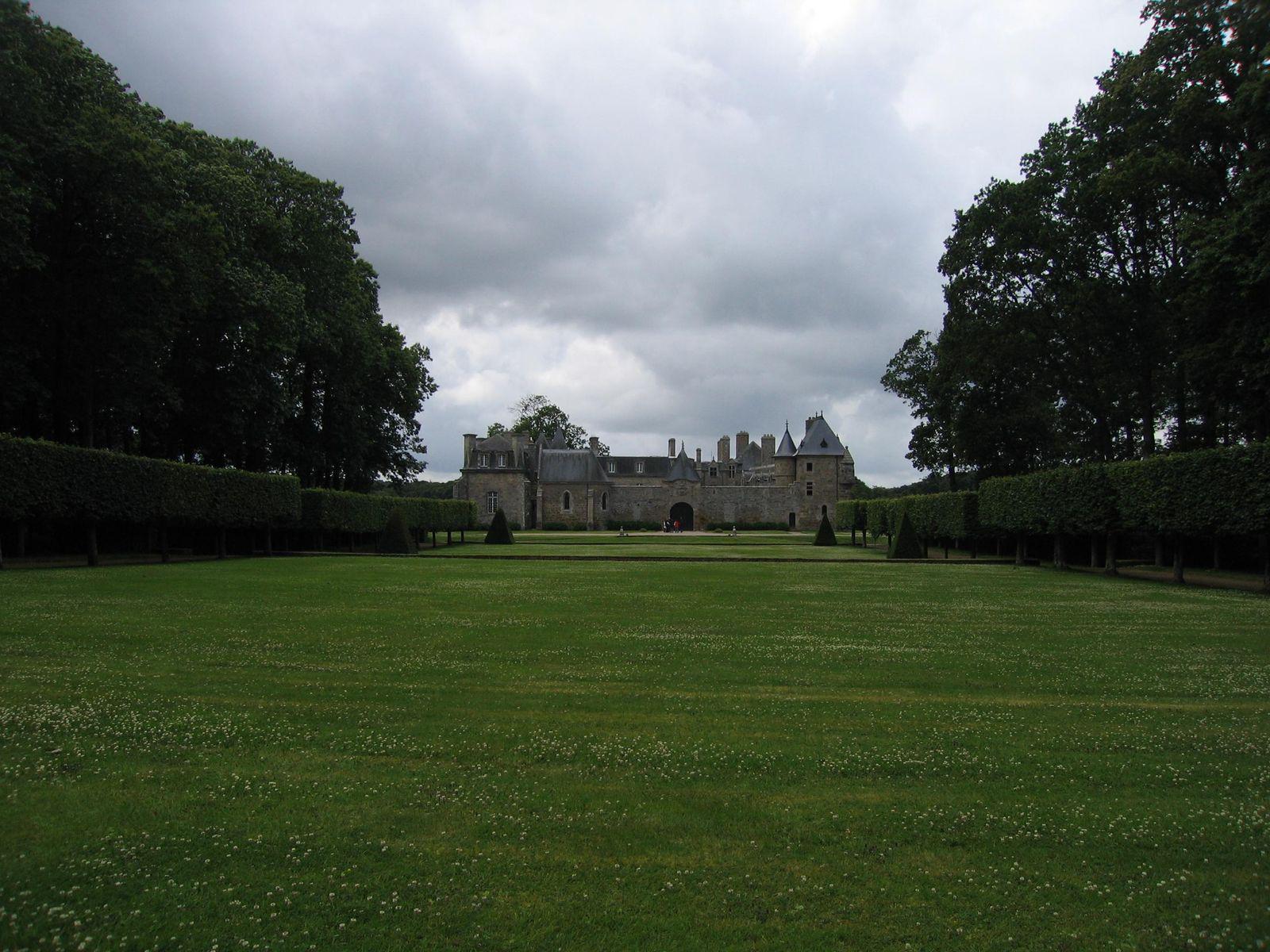 Château de Rosanbo_Lanvellec