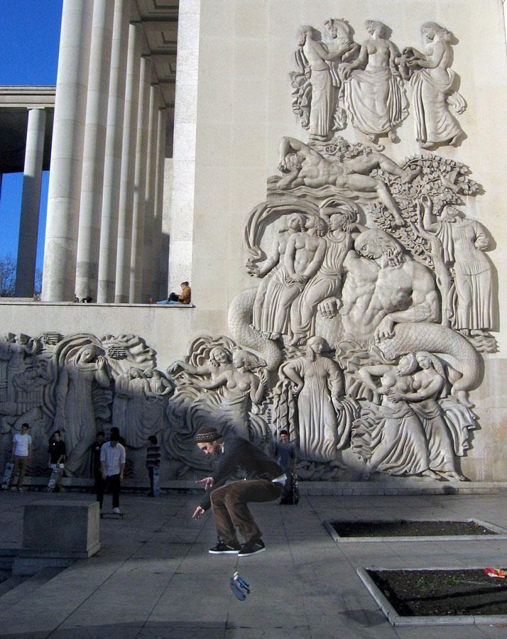 palais de Chaillot_Paris