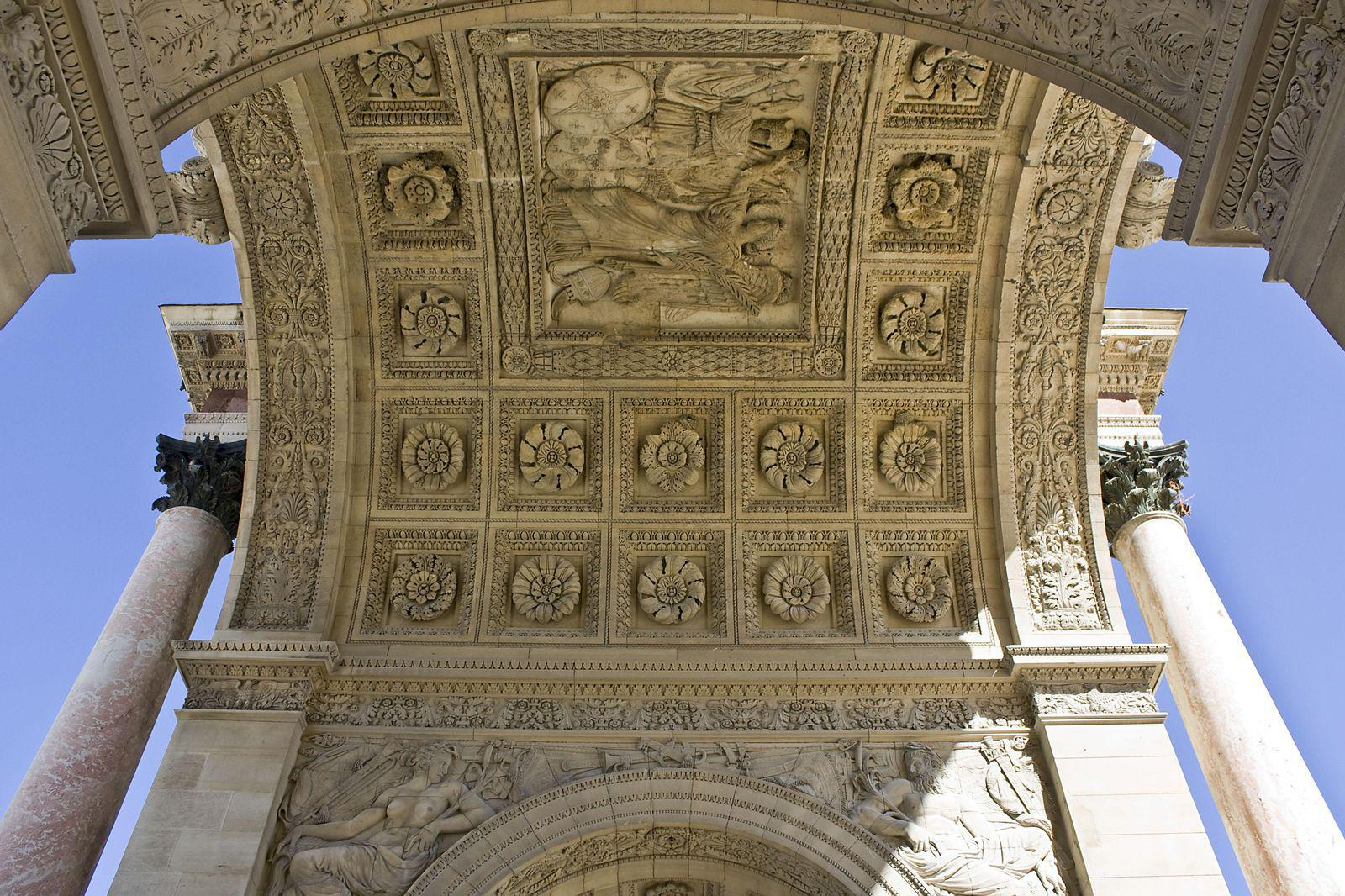 Arc de triomphe du Carrousel_Paris