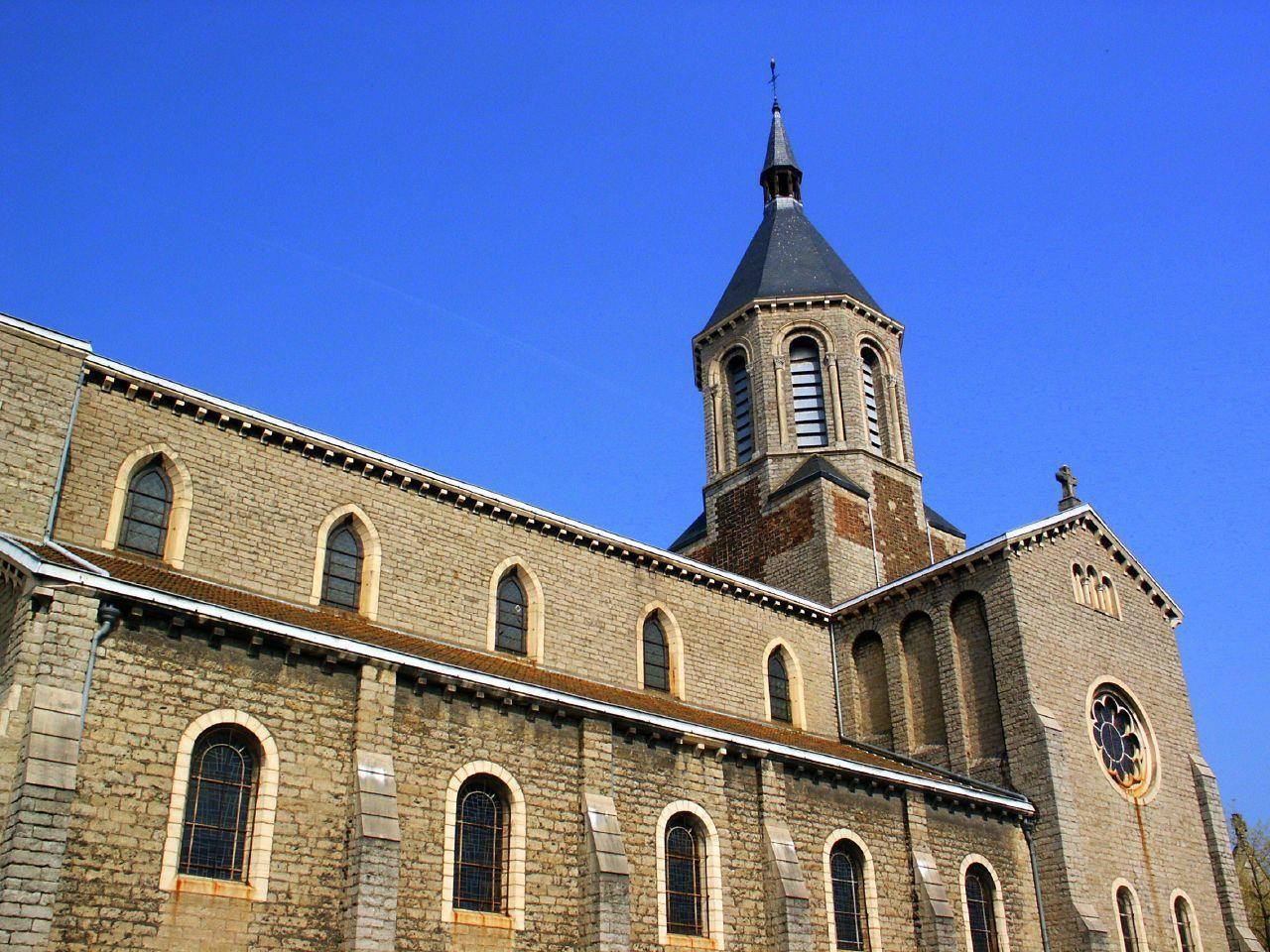 Eglise_Le Creusot Montceau