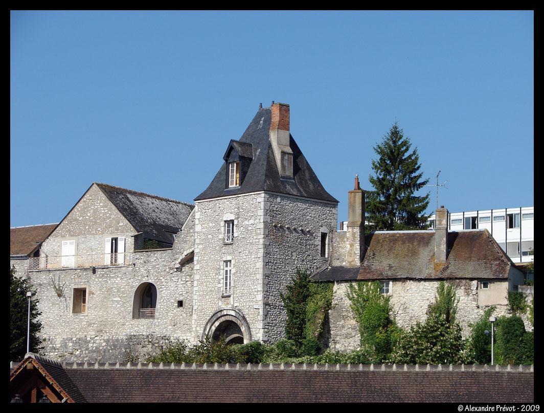Château_Montargis