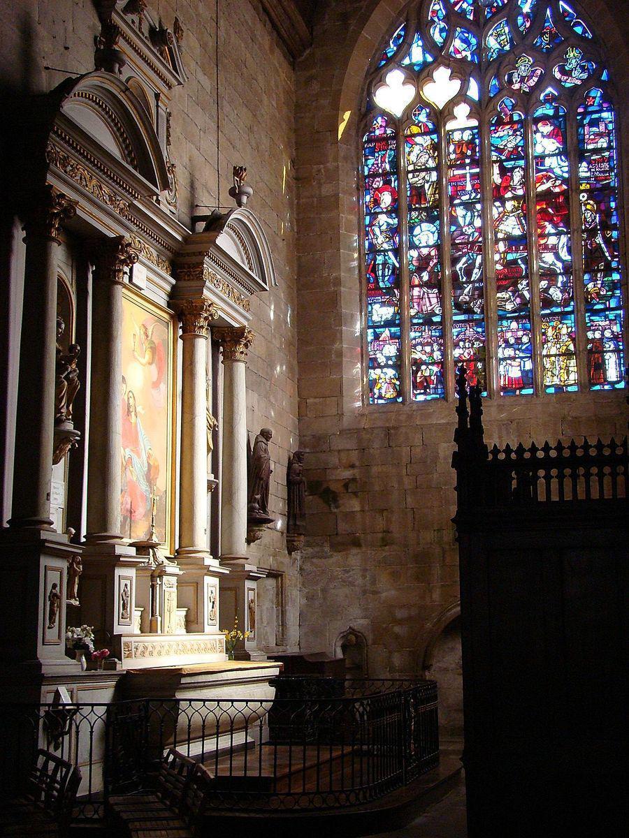 Basilique Saint-Sauveur_Dinan