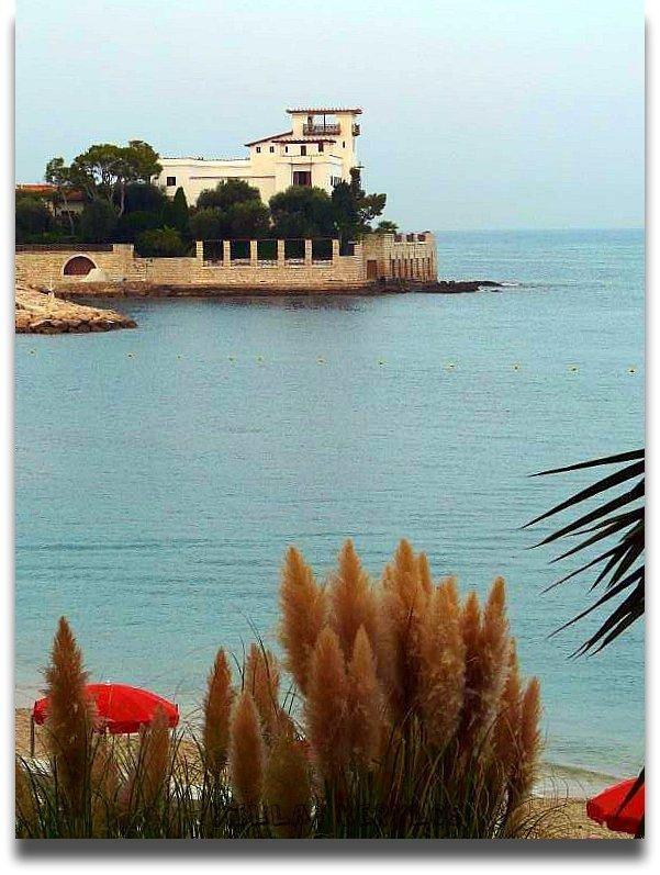 Villa grecque Kérylos_Beaulieu sur Mer