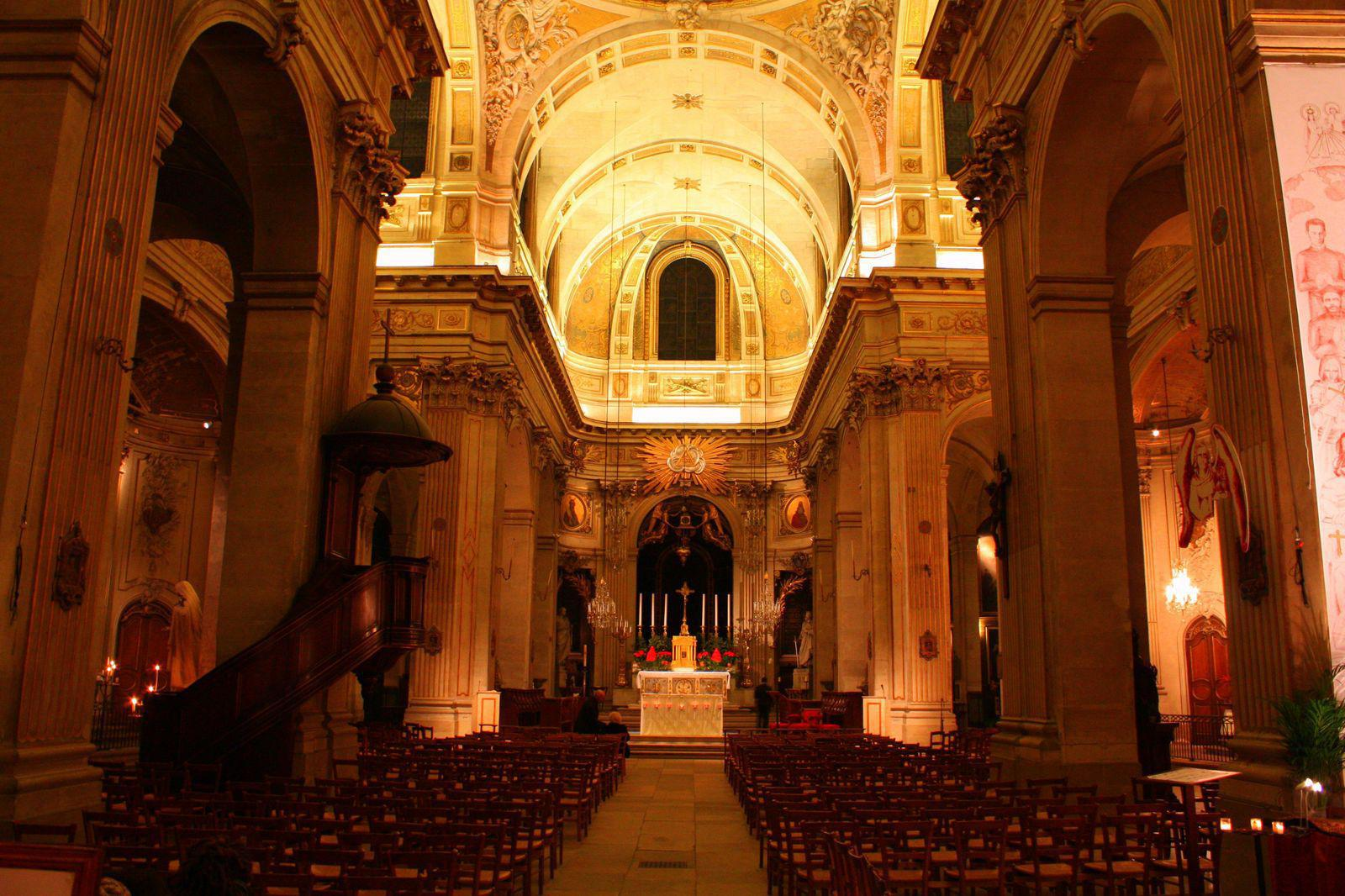 Eglise Saint-Louis-en-l'Ile_Paris