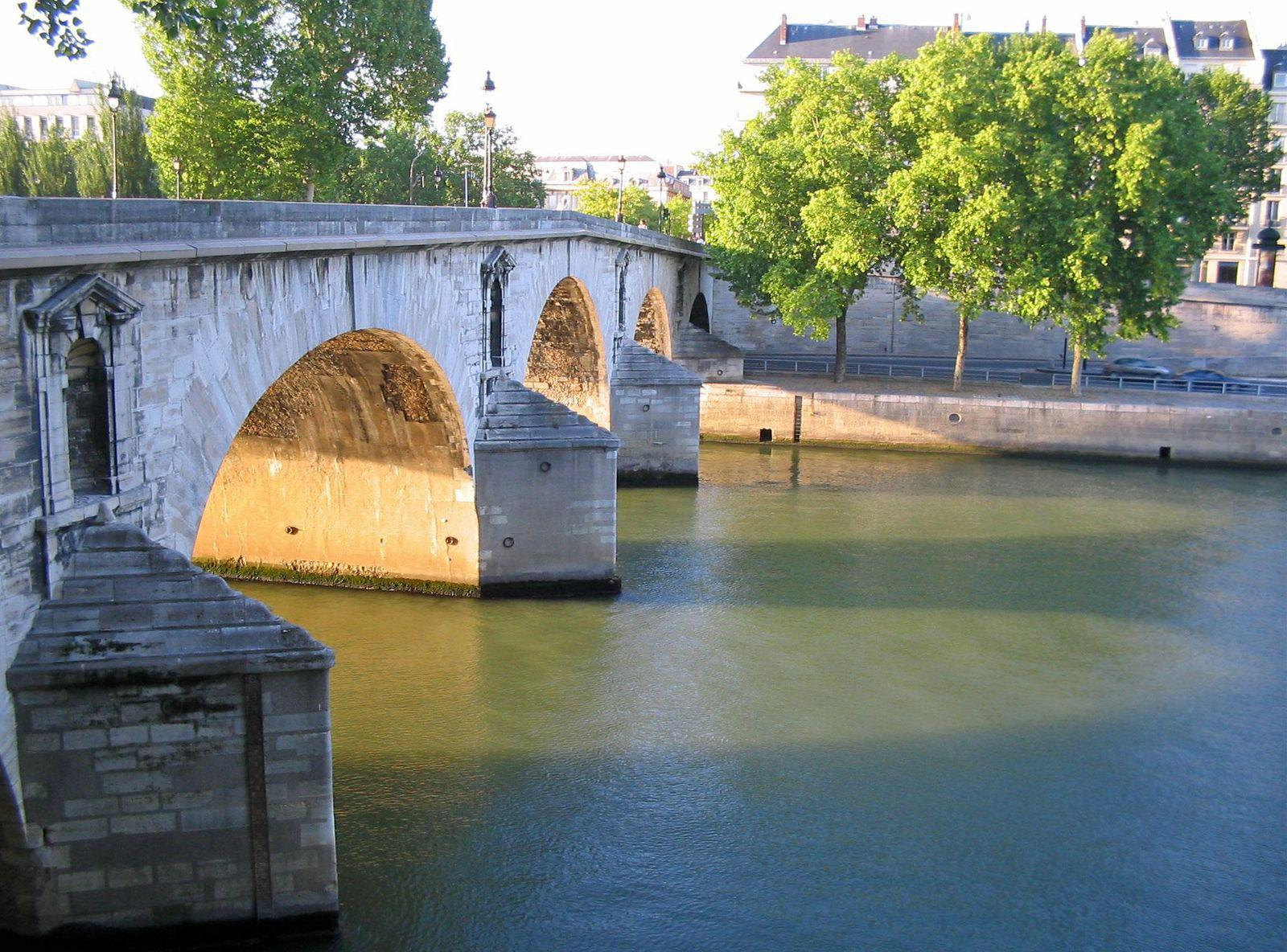 Pont Marie_Paris