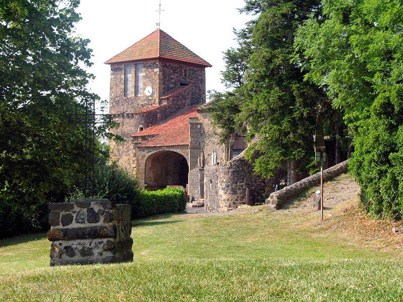 Usson - Église Saint-Maurice