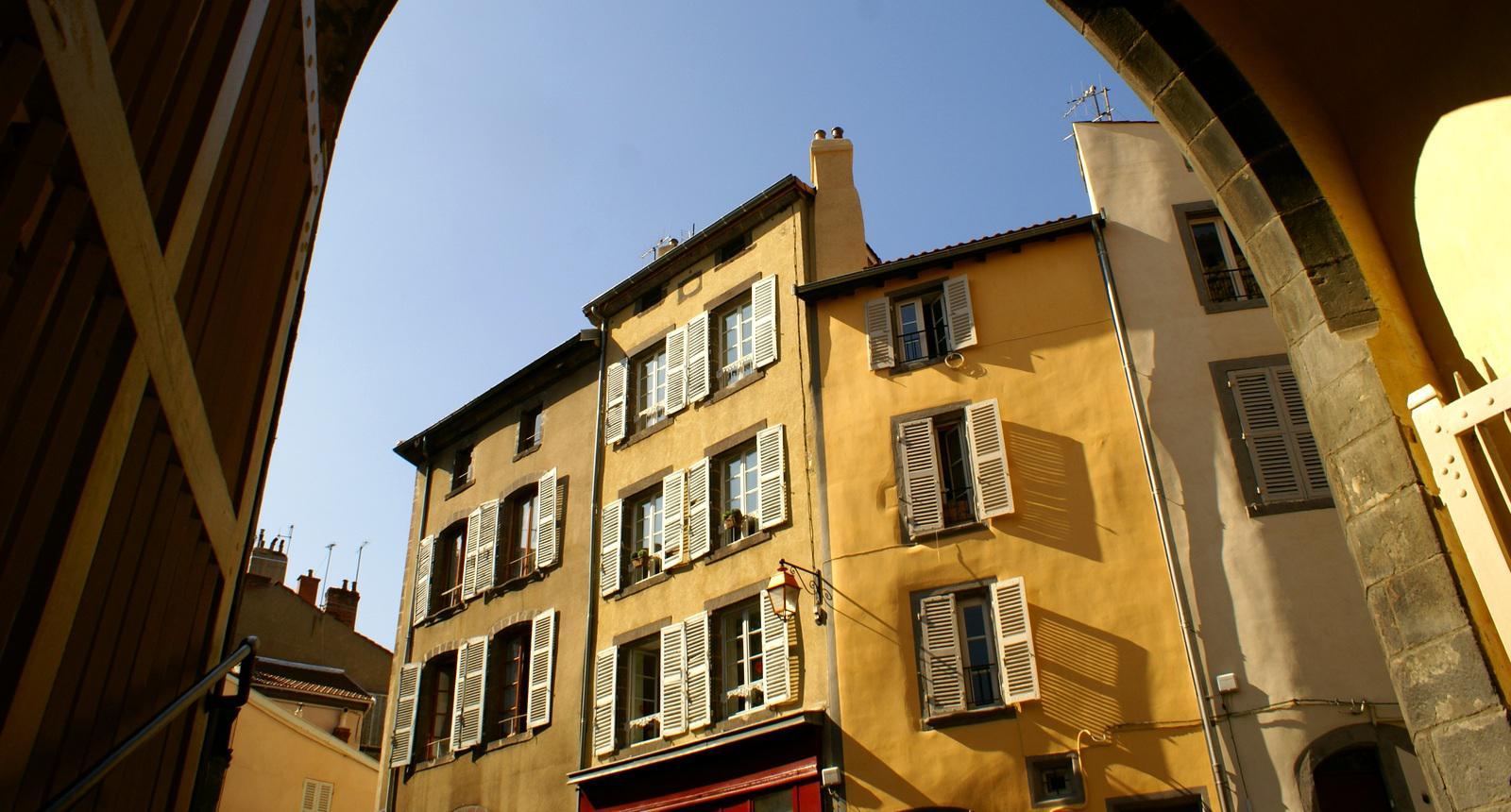 Clermont-Ferrand - vielle ville