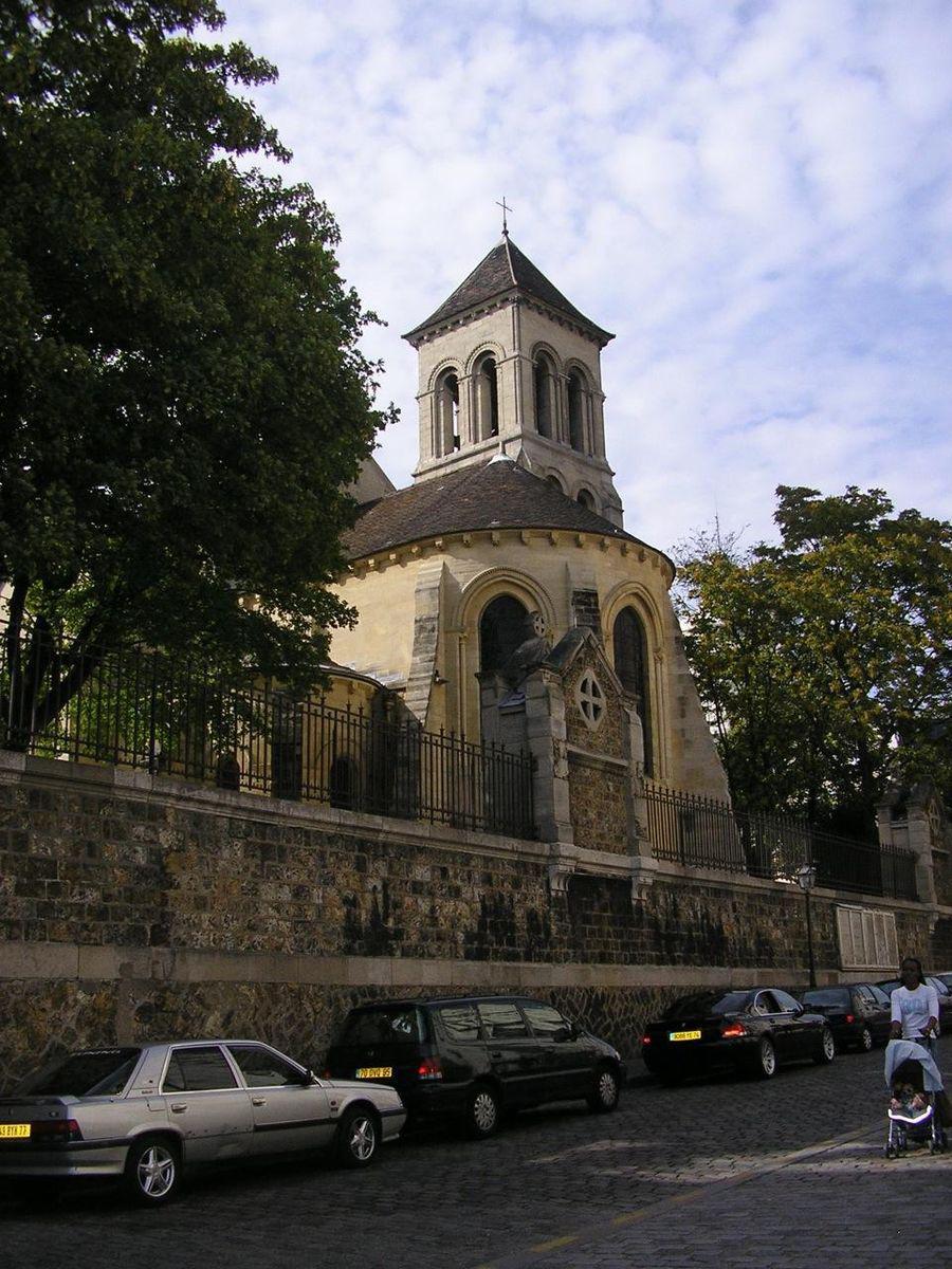 Eglise Saint-Pierre de Montmartre_Paris (2)