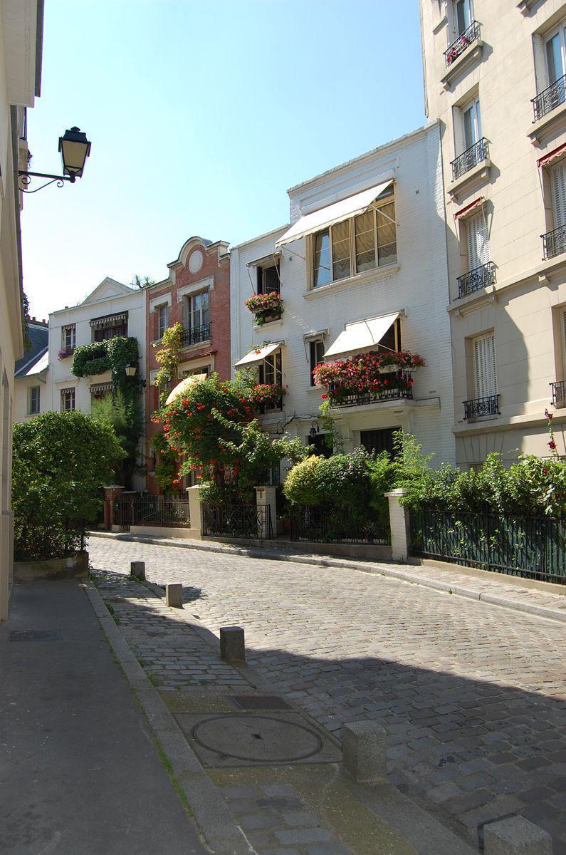 Villa Léandre_Paris