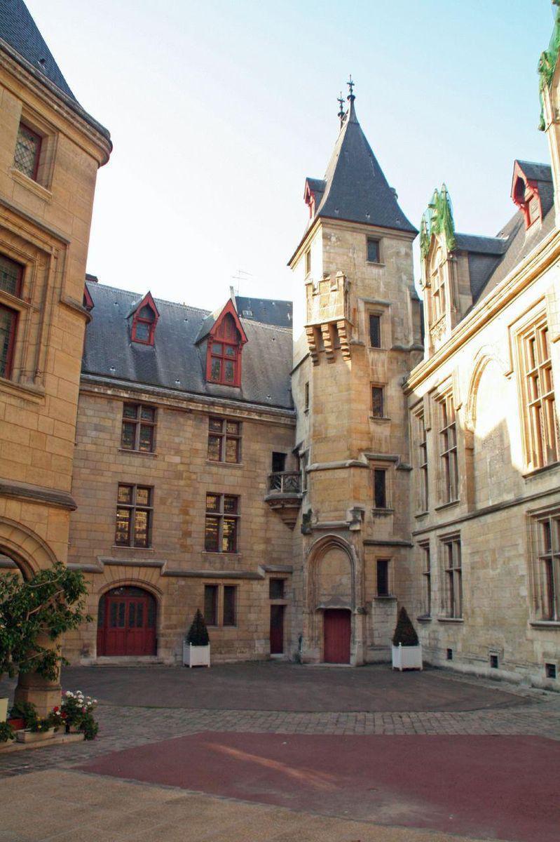 Hotel de Sens_Paris