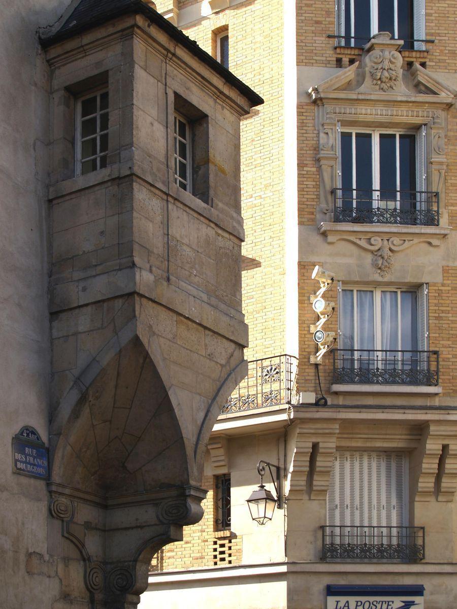 Rue des Francs-Bourgeois_Paris