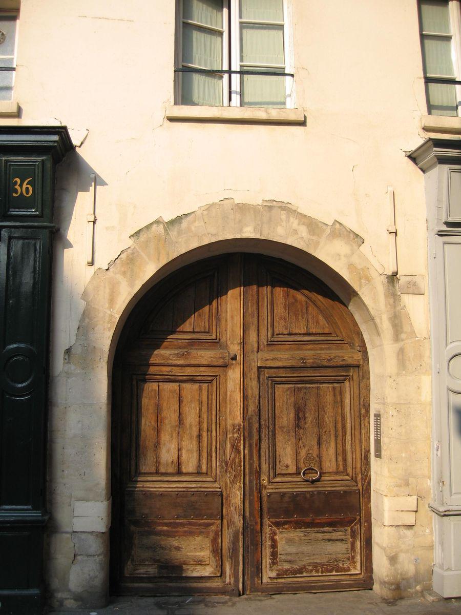 Rue des Francs-Bourgeois_Paris (1)