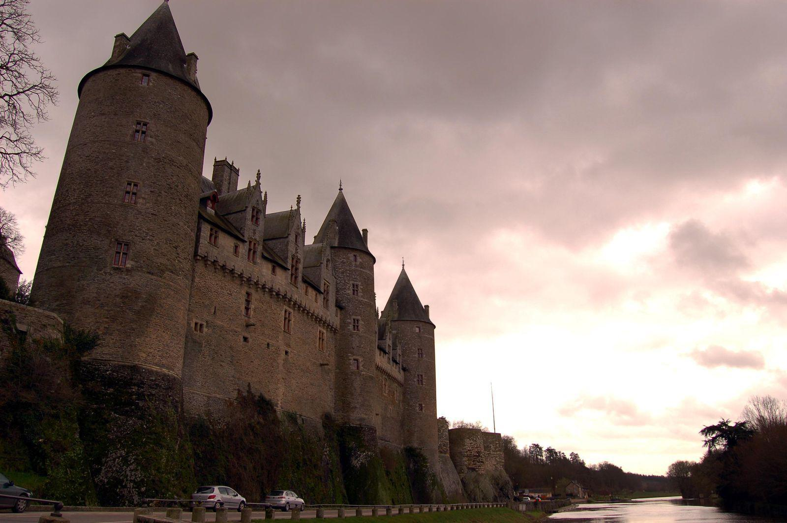 Château des Rohans_Josselin