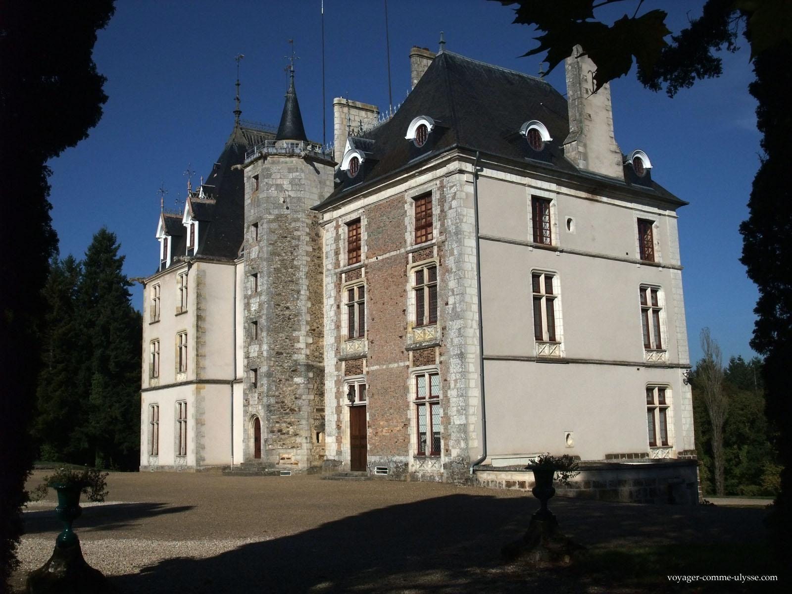 Château de Maupas_Morogues