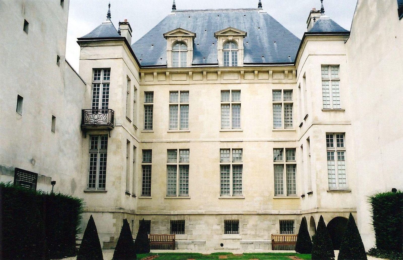 Hôtel Donon Musée Cognacq-Jay_Paris