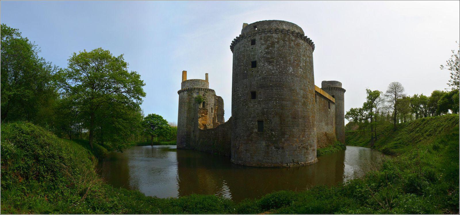 Image : Château de la Hunaudaye