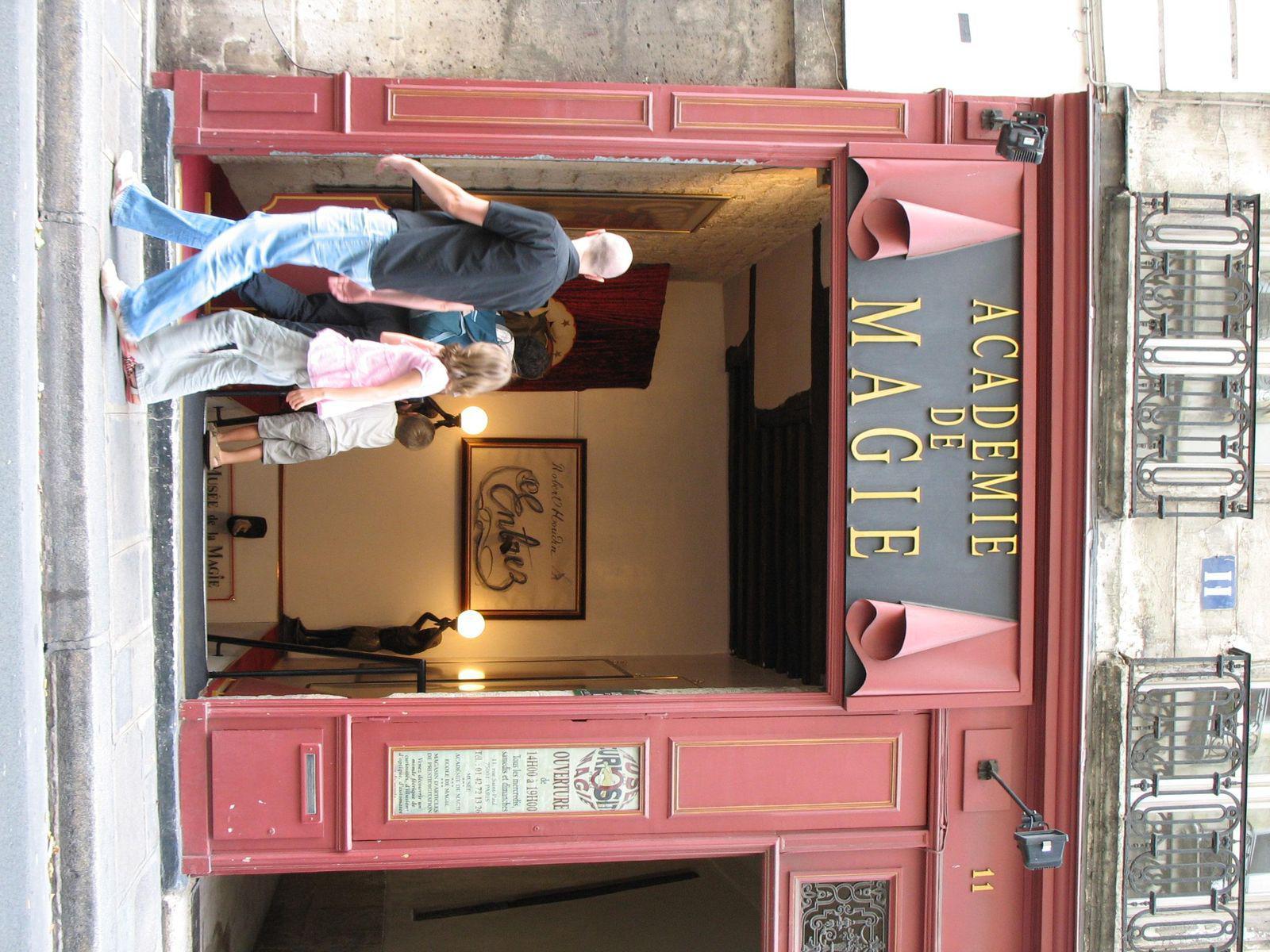 Musée de la Curiosité et de la Magie_Paris
