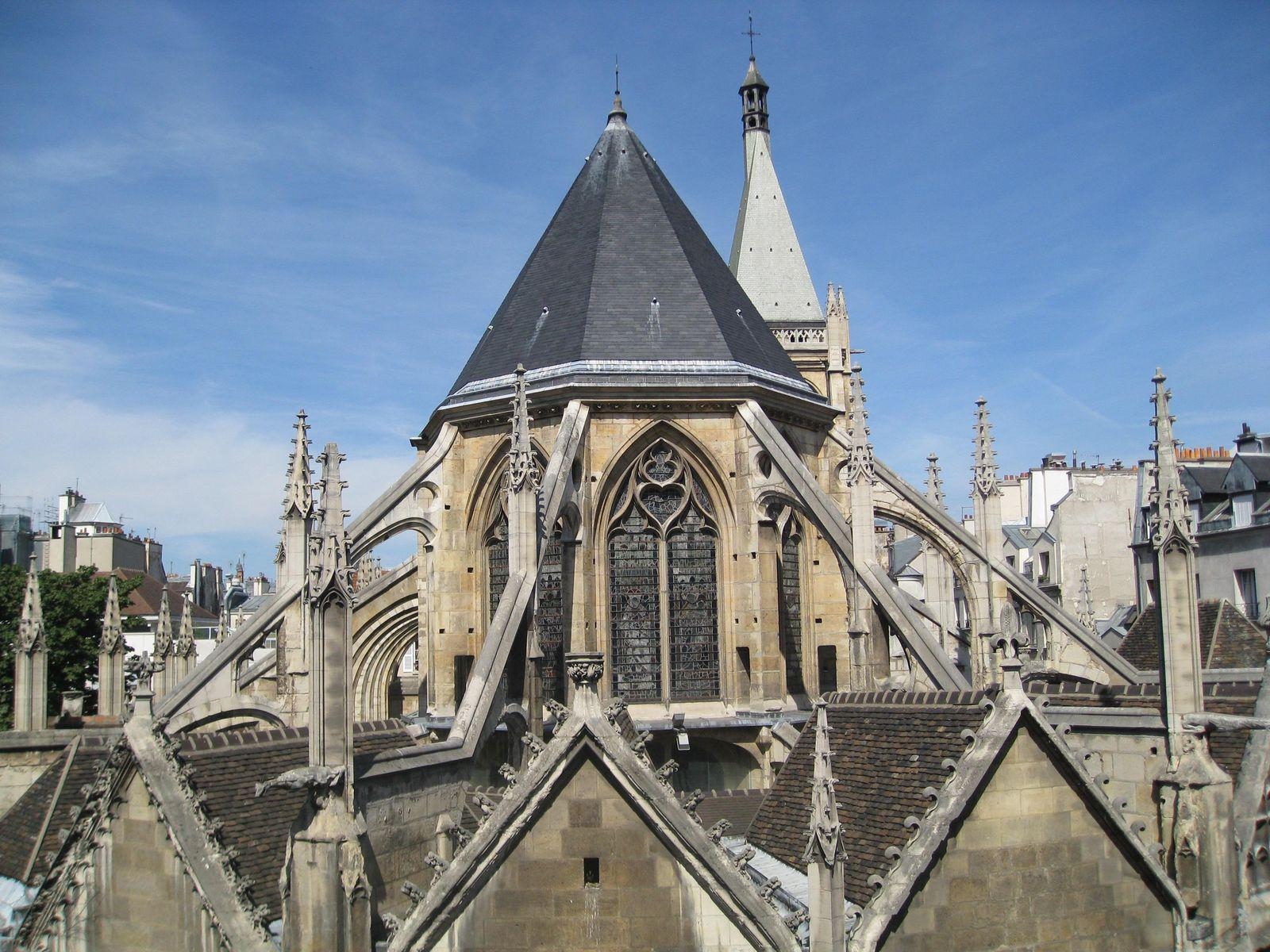 Eglise Saint-Severin_Paris (1)