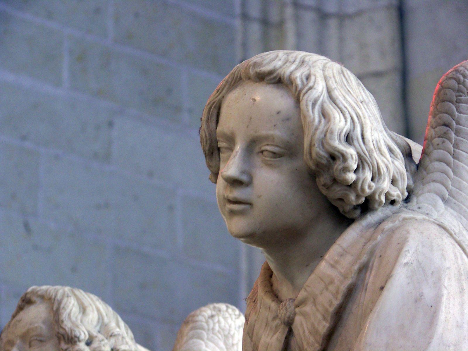 Tombeau de François II dans la cathédrale Saint-Pierre-et-Sa