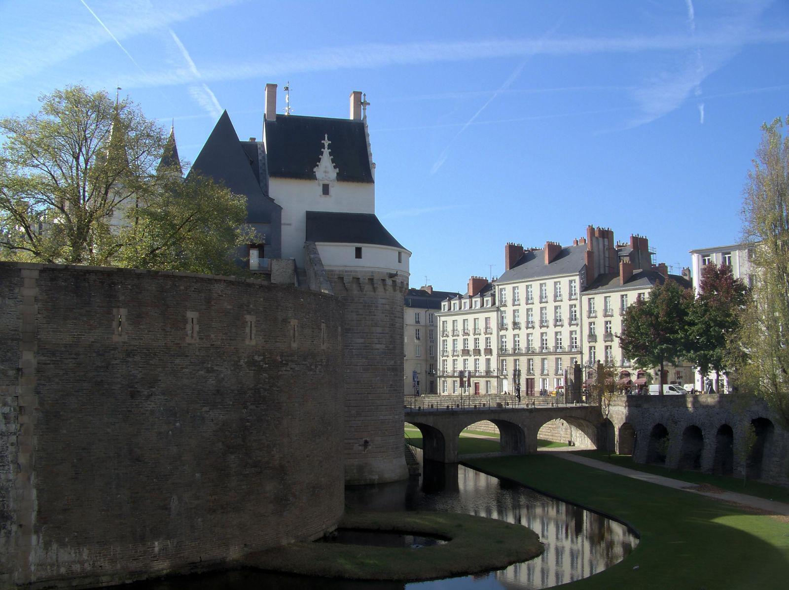 Château des ducs de Bretagne_Nantes