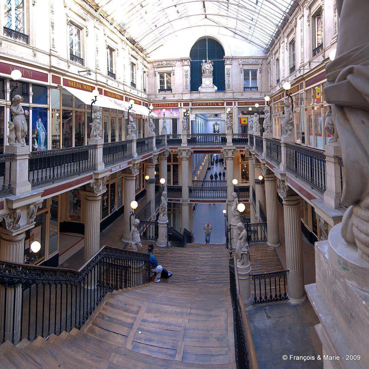 Passage Pommeraye_Nantes