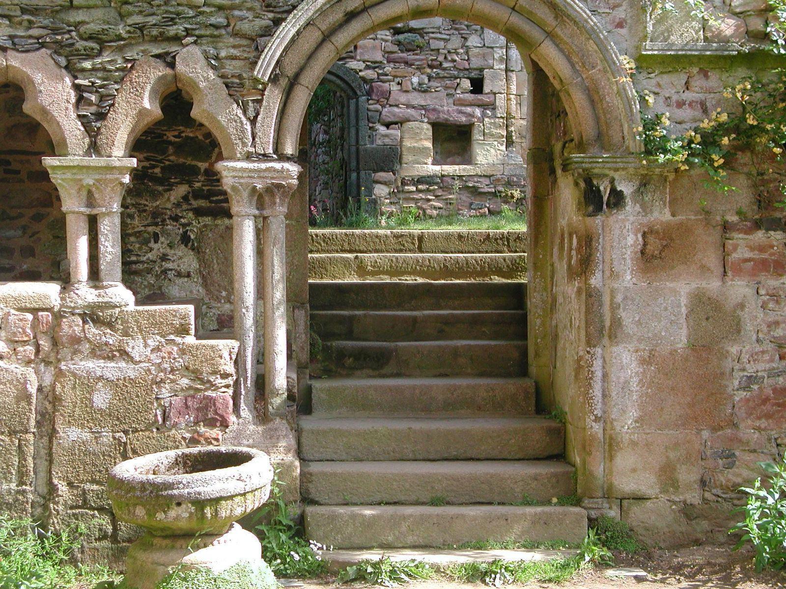 Abbaye de Beauport_Paimpol