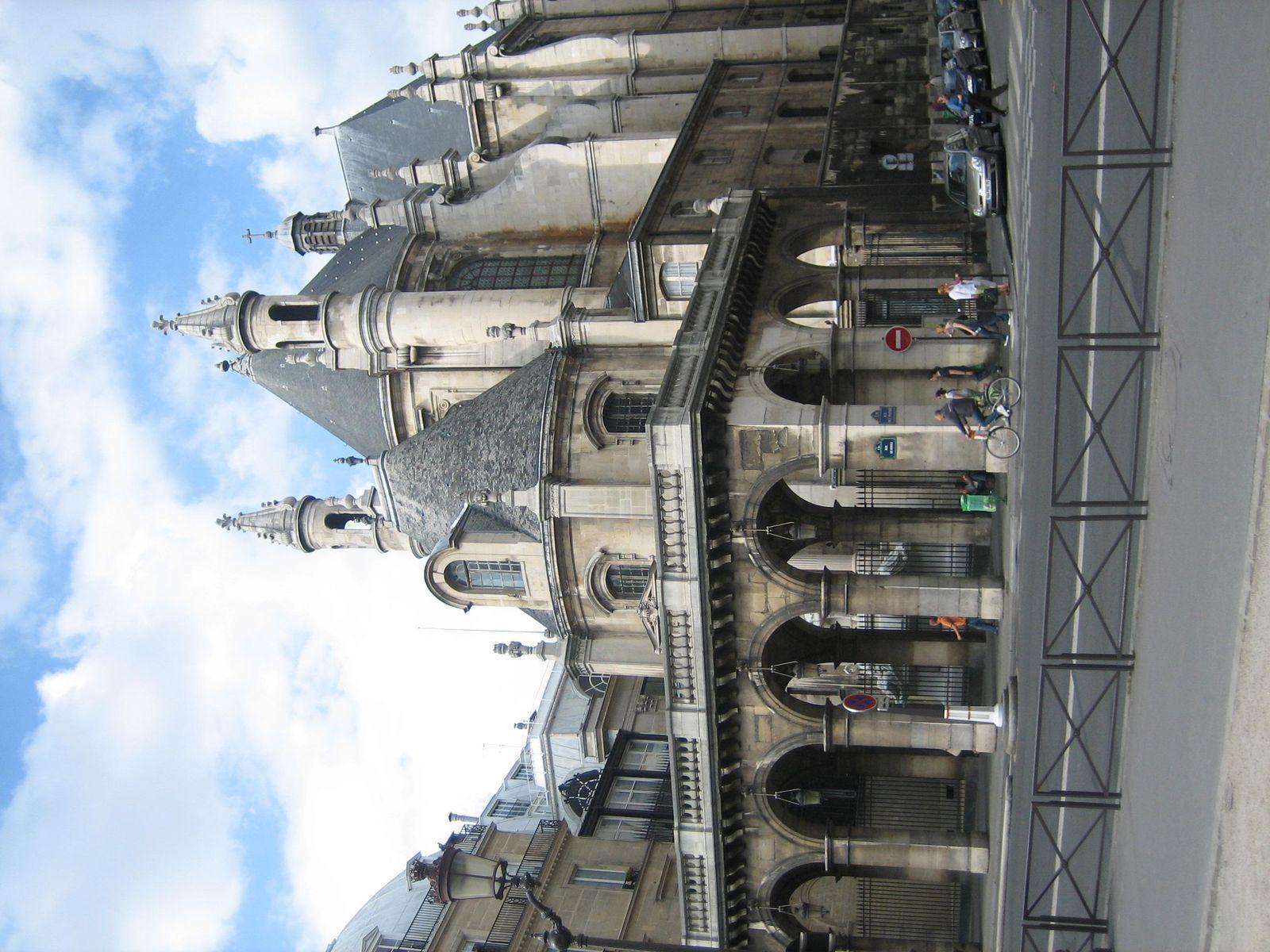 Rue de Rivoli_Paris