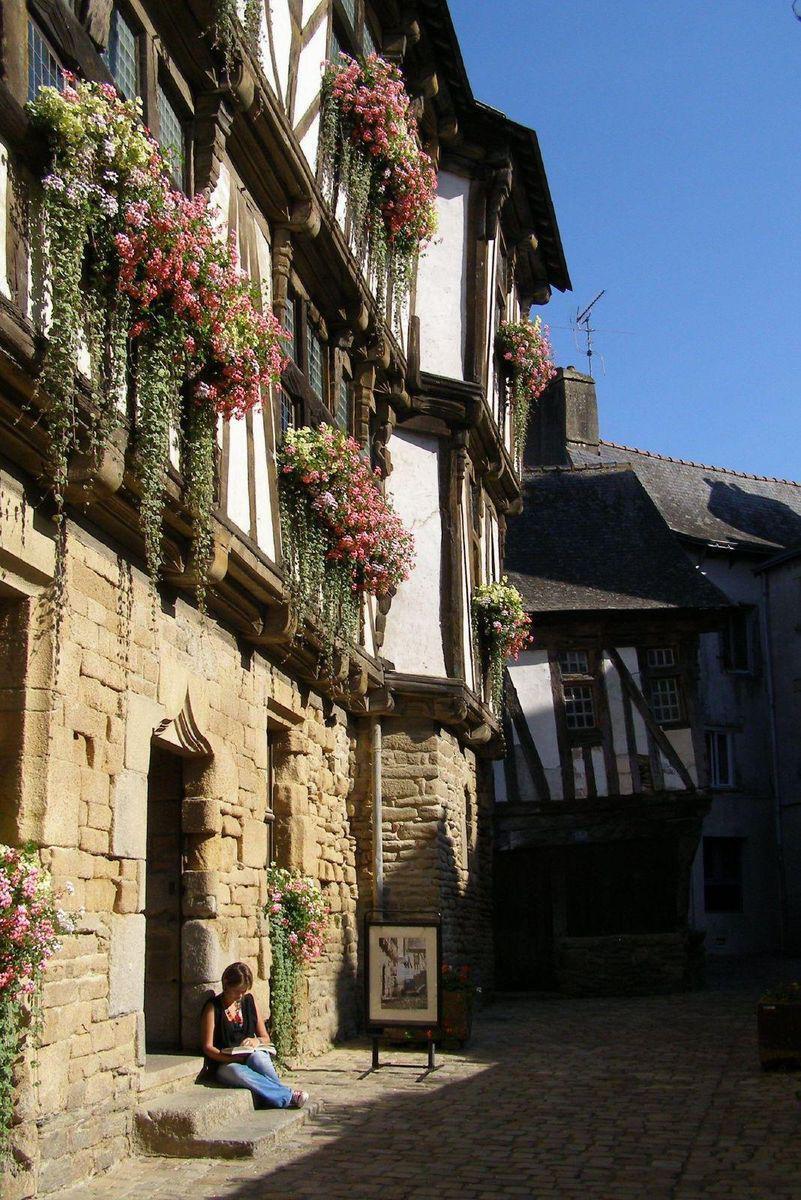 La Maison des Arches_Quimperlé