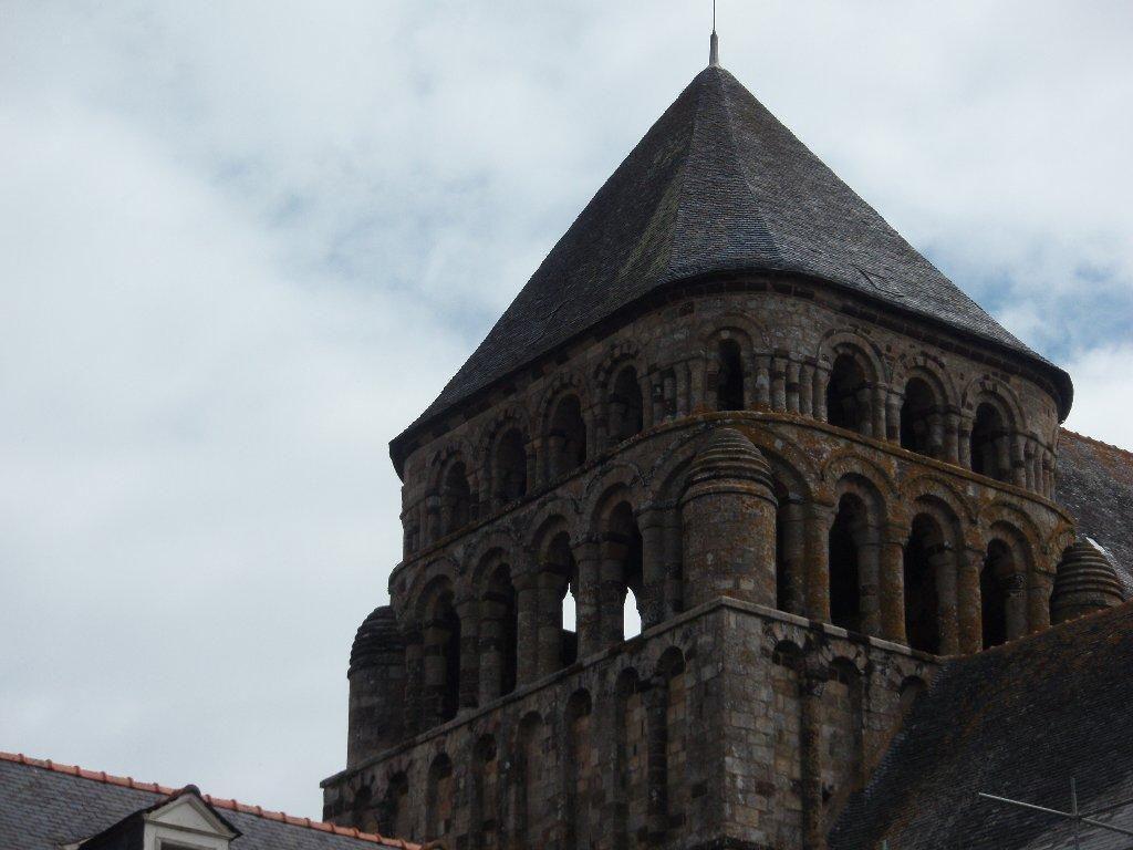 Image : Église Saint-Sauveur de Redon