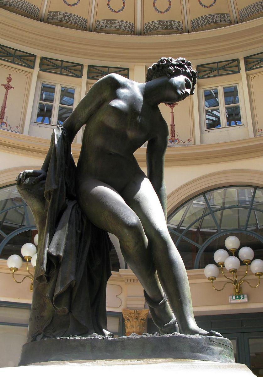 Galeries Vivienne et Colbert_Paris