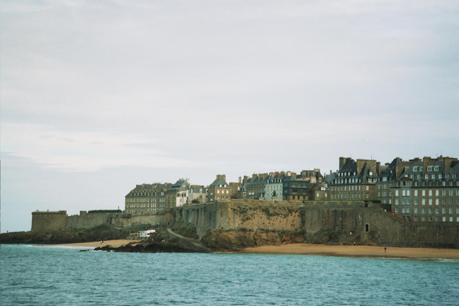 Remparts de Saint-Malo_Saint-Malo