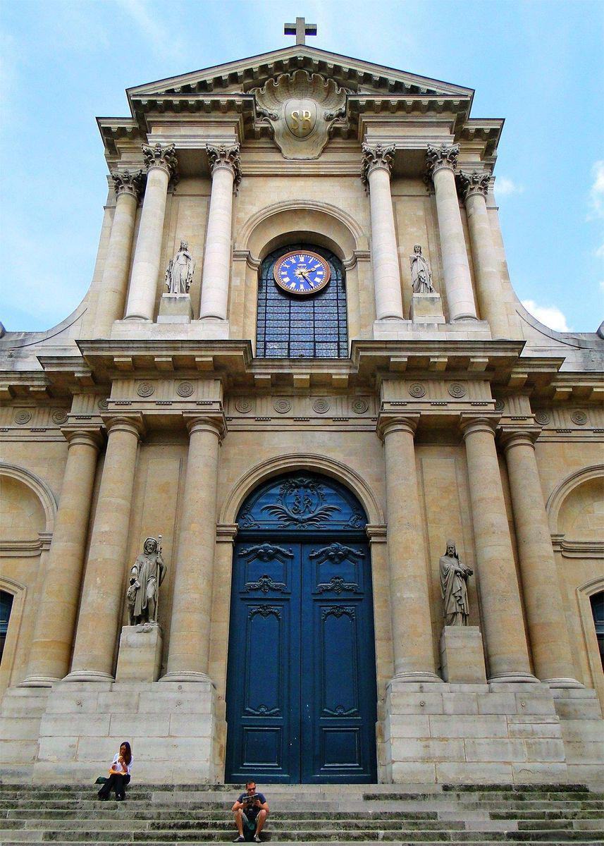 Eglise Saint-Roch_Paris