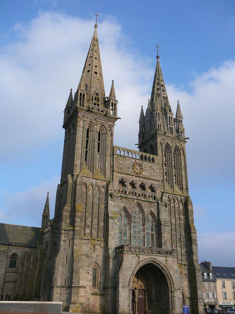 Image : Cathédrale de Saint-Pol-de-Léon